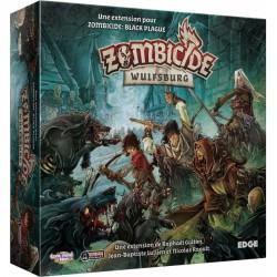 Jeux de société - Zombicide Black Plague : Wulfsburg