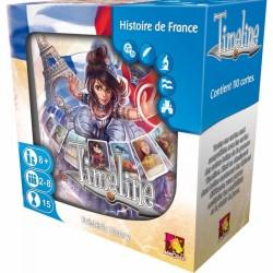 Jeux de société - Timeline Histoire de France