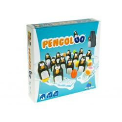 Jeux de société - Pengoloo version Bois