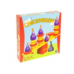 Jeux de société - Chickyboom