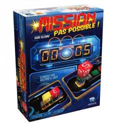 Jeux de société - Mission Pas Possible