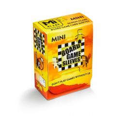 Board Game Sleeves 50 pochettes Antireflet Mini 41 x 63 mm