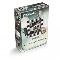 Board Game Sleeves 50 pochettes Antireflet Standard 63 x 88 mm