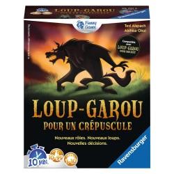 Jeux de société - Loup-Garou pour un Crépuscule