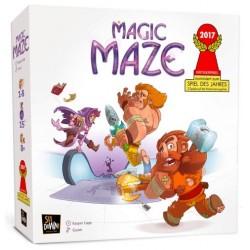 Jeux de société - Magic Maze