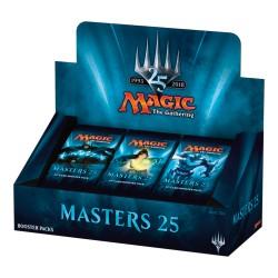 Précommande booster Magic Master 25 boite complète 16/03/18