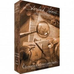 Jeux de société - Sherlock Holmes - Détective Conseil : Les Meurtres de la Tamise et Autres Enquêtes