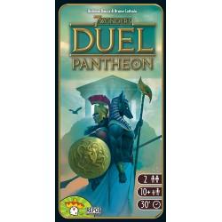 Jeux de société - 7 Wonder Duel - Pantheon