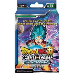 Starter Dragon Ball Super Card Game - Tha Awakening 23/03/18