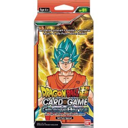 Pack Spécial Dragon Ball Super Card Game SP01 - Galactic Battle 06/04/18