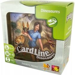 Jeux de société - Cardline Dinosaure