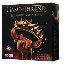 Jeux de société - Le Trône de Fer - Intrigues à Westeros