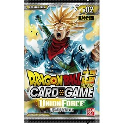 Précommande Booster Dragon Ball Super Card Game - Union Force 27/04/18