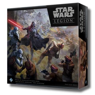 Jeux de société - Star Wars Légion