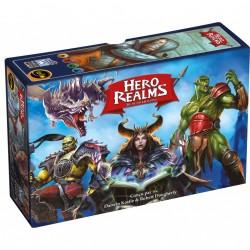 Jeux de société - Héro Realms - Jeu de Deckbuilding