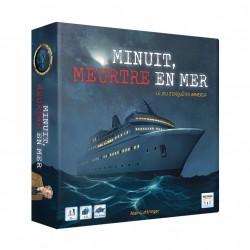 Jeux de société - Minuit Meurtre en Mer