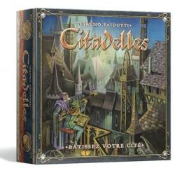 Jeux de société - Citadelles édition classique nouvelle version