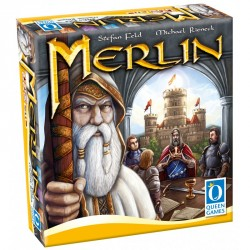 Jeux de société - Merlin