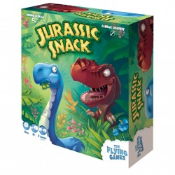 Jeux de société - Jurassic Snack