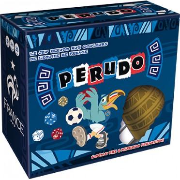 Jeux de société - Perudo Foot - Equipe de France