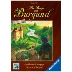 Jeux de société - Les Châteaux de Bourgogne