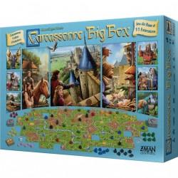 Jeux de société - Carcassonne Big Box 2017