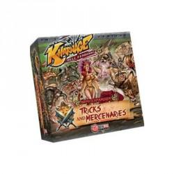 Jeux de société - Kharnage Tricks & Mercenaries