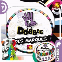 Jeux de société - Dobble des Marques