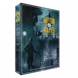 Jeux de société - Watson & Holmes