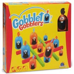 Jeux de société - Gobblet ! Gobblers (Version Bois)