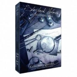 Jeux de société - Sherlock Holmes - Détective Conseil : Carlon House & Queen's Park