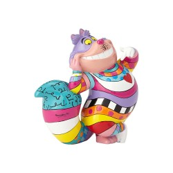 Figurine Disney Britto mini Chat du Cheshire