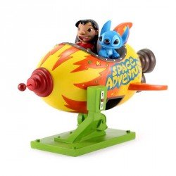 Figurine Disney Enchanting Lilo et Stitch Space Adventure