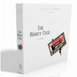 Jeux de société - T.I.M.E Stories - The Marcy Case