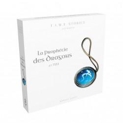 Jeux de société - T.I.M.E Stories - La Prophétie des Dragons