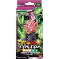 Pack Spécial Dragon Ball Super Card Game SP02 - Union Force 27/04/18