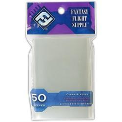Board Game Sleeves 50 pochettes Standard European 59 x 92 mm