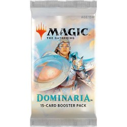 Booster Anglais Magic Dominaria