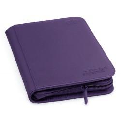 Portfolio - Ultimate Guard ZipFolio XenoSkin Violet A5