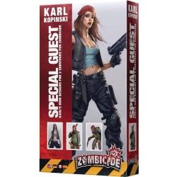 Jeux de société - Zombicide : Special Guests : Karl Kopinsky
