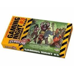 Jeux de société - Zombicide Gaming Night Kit 3