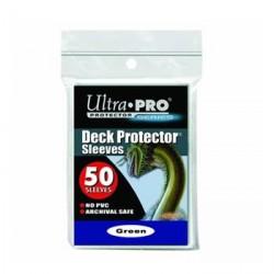 Protège-cartes ultra pro souple green standard