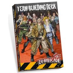 Jeux de société - Zombicide Team Building Deck