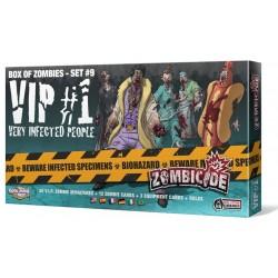 Jeux de société - Zombicide Very Infected People # 1