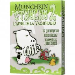 Jeux de société - Munchkin Cthulhu 2 : L'Appel de la Vachthulhu