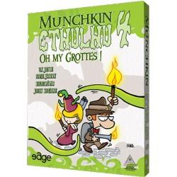 Jeux de société - Munchkin Cthulhu 4 : Oh my Grottes !