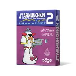 Jeux de société - Star Munchkin 2 : La Guerre des Clowns