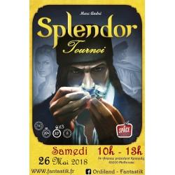 Tournois Splendor Jeux de Société 26/05/18