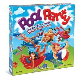 Jeux de société - Pool Party