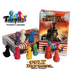 Jeux de société - Twinples Colt Express